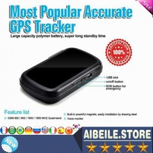 Mini Personal GPS Tracker LK208 Car Tracking Device GPRS GSM Locating Alarm System 60 Days Standby Time Powerful Magnet(China)