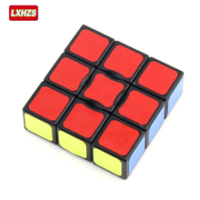 LXHZS 1x3x3 Magic Cube Professional Puzzles Magic Square Toys Speed Magico cubo Educational Gifts For Children(China)