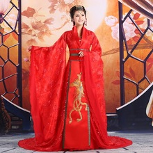 Dance Costume clothes princess costume hanfu costume tang suit costume national train service