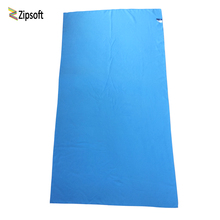 Zipsoft Brand Beach towel Microfiber Travel Fabric Quick Drying outdoors Sports Swimming Camping Bath Yoga Mat Blanket Gym 2017(China)