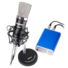 Full Set Takstar PC-K600/ pc k600 Recording microphone for Recording/chat room/broadcasting come with Microphone Amplifier(China)