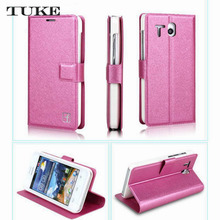 TUKE High Quality PU Leather Case For Huawei Ascend Y320 Phone Case For Huawei Y320 With Stand Function SJ1054(China)