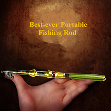 Best 99% Carbon Fiber Metal Reel Seat Sea Fishing Rod Super Strong Portable Telescopic Fishing Pole 1.8/2.1/2.4/2.7/3.0M Rod