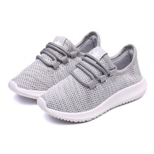 Sport Children Shoes Kids Boys Sneakers Spring Autumn Net Mesh Breathable Casual Girls Shoes Running Solid Shoes For Kids(China)