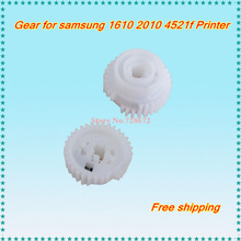 Retail 2 pcs JC97-02179A Coupling Gear Assemdly Printer Gear for Samsung ML1610 2010 4521 Printer Spare Parts(China)
