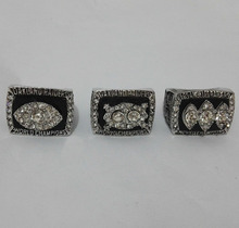 Wholesale Alloy Rings Sets for Replica Super Bowl 3 Years Sets 1976/1980/1983 Oakland Raiders Championship Ring(China)