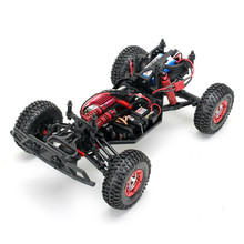 High Speed Radio Remote Control RC Desert Off-Road Truck Racing Truck Car Toy Gifts Dec26(China)