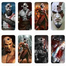 Чехол God of War Kratos из мягкого силикона и ТПУ для Samsung Galaxy S6 S6edge S6Plus A7 S7edge S8 S9 Plus A5 J2 J5 J7 2016(China)
