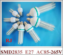 New arrival SMD 2835 LED corn bulb light lamp 3W 5W 7W 9W 12W 16W 24W 36W AC85-265V E27 CE ROHS warm white / cool white