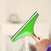 High Quality Glass Window Wiper Cleaner Home Bathroom Mirror Cleaning Tools Free Shipping(China)