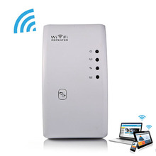 Original Wireless WIFI Repeater 300Mbps Network Antenna Wifi Extender Signal Amplifier 802.11n/b/g Signal Booster Repetidor Wifi