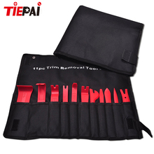 Buy Tiepai 11pc Professional Vehicle Car Door Dash Trim Tool Panel Molding Clip Retainer Removal Tools Opening Pry Tool Set Car Auto for $14.36 in AliExpress store