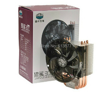 12cm fan 3 heatpipe Intel LGA1156/1155/1150/775 AMD FM1/FM2/AM3+/AM3/AM2+/AM2 cooler CPU fan CPU cooling CoolerMaster 300