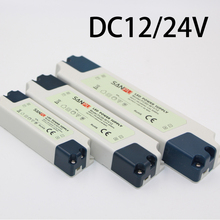 LED Power Adapter Supply AC100V 110V 127V 220V 230V to DC12V Led Driver Transformer For 5050 3528 LED Strip Spot light Bulb(China)