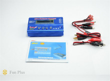 1Set IMax B6 Digital LCD RC Lipro NiMh Battery Balance Charger FOR RC Heli RC Car Battery