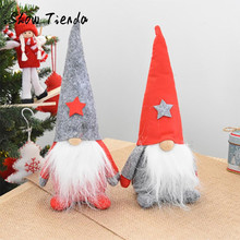 Merry Christmas Bedroom Desk Decoration Gift Office Home Natale Ingrosso Christmas Decorations for Home Festive Supplies(China)