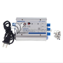 Seebest SB-8830H3 TV Signal Amplifier CATV 1 In 3 Out CATV Amplifier 30db 2W