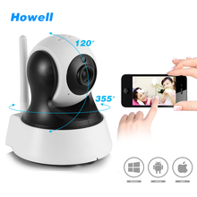 Buy Howell Surveillance Camera HD 1080P IP Home Security Camera CCTV Wifi Mini Camera Baby Monitor Fake Camera IP Cam Two ways Audio for $30.12 in AliExpress store