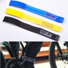 Safety Running Fishing Cycling Jogging Camping Bike Bicycle Reflective Safety Pant wrist Band Leg Strap Belt Bike Accessories