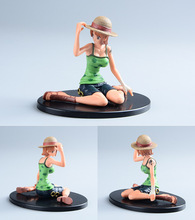 New Free Shipping Anime One Piece Mini Action Figures The Straw Hats Luffy Zoro Usopp Nami Sanji Figure Toys