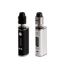 Buy 100% Authentic Ultra 80W VTC Vape Mod 2600mAh battery mod T.C Kit Electronic Cigarette Kit Ultra RDTA Black&Silver for $53.82 in AliExpress store