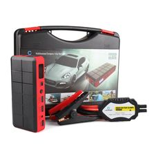 Car Rover Car Power Bank Jump Starter 12V Mini Portable Multifunctional Jumper Start 26000mAh with EU US UK AU Chargr Plug(China)