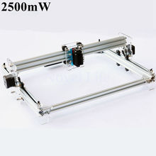 Benbox 450nm 2500mW DIY Desktop Mini Laser Engraver Engraving Machine Laser Cutter Etcher CNC Picture Logo Printer 30X38cm