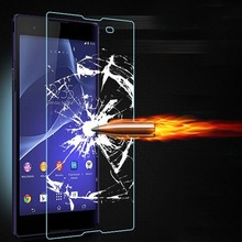 9H Tempered Glass Screen Protector For Sony Xperia Z2 Z3 Z4 Z5 Z1 Compact M2 M4 M5 Aqua E3 E4 E5 Protective Film