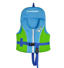 Baby Child Float Swimming Aid Life Jacket Swim Beach Vest 1-6 Years Neoprene with Flotation Form, Inflatable PVC