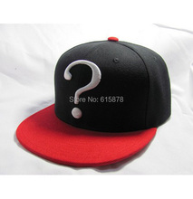 Custom Embroidered Snapback Caps Hats OEM Flat Bill Hats Wholesale Free Shipping