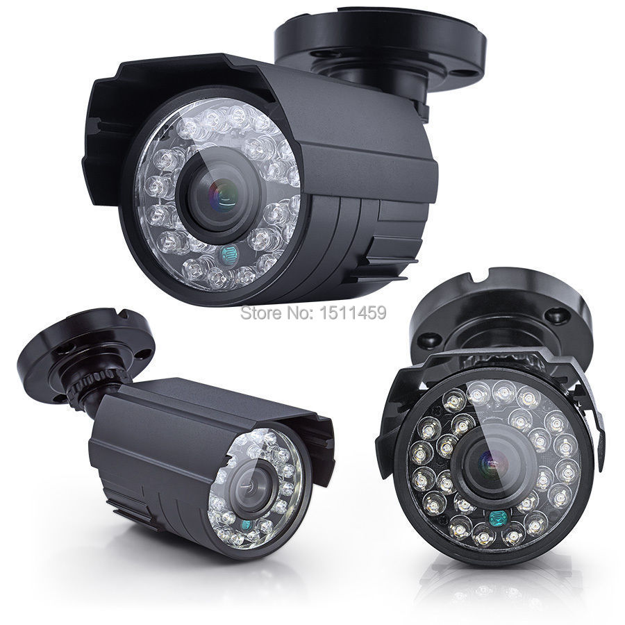 New Model 1200TVL Waterproof Outdoor CCTV Security CMOS Bullet Camera IR Color Night Vision 6mm 60ft for home secure protection<br><br>Aliexpress