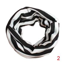 Baby Girls Boys Scarf O Ring Scarves Toddler Children Bibs Neck Wear Accessories