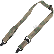 Tactical Gen 3rd 2 Point Multi Mission Rifles Carry Sling Shoulder Straps Adjustable Length Hunting Gun Accessories(China)