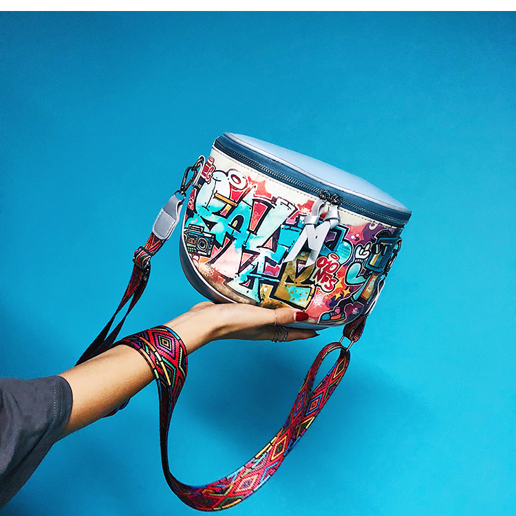 Cross body Shoulder Bag Handbag Flower print one shoulder messenger bags bolsa feminina bag 59 Online shopping Bangladesh