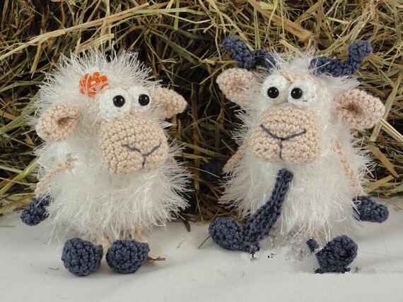 Amigurumi CrochetBaarney Baarb the Sheep<br><br>Aliexpress