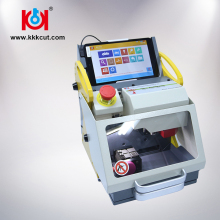 Car key copy machine SEC-E9 key cutting Machine (updated X6 A5 A7 key machine) free shipping(China)