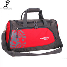 Nylon Outdoor Male Sport Bag Professional Men And Women Fitness Shoulder Gym Bag Hot Training Female Yoga Duffel Bag(China)