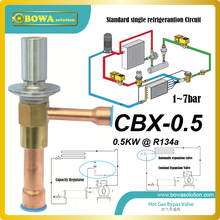 CBX-0.5 Automatic expansion valves for portable air dryer machine, replace Honeywell AEL series fixed orifice expansion valves