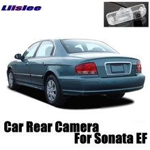 LiisLee Car Camera For Hyundai Sonata EF MK4 Facelift 2001~2005 High Quality Rear View Back Up Camera For Fans Use | RCA