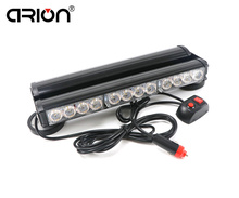 White Red Blue Amber flash light 24 LED 72W Roof Car Boat Truck Warning Emergency Strobe Lights Free Shopping(China)