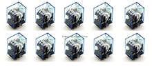 10Pcs Relay Omron MY2NJ 24V AC Small relay 5A 8PIN Coil DPDT