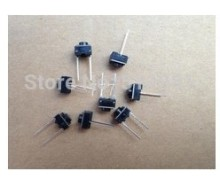 100pcs  2 pins 6*6*5 mm Switch Tactile Push Button Switches 6x6x5mm IC 2pin