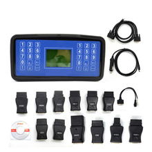 New MVP Professional Key Programmer V16.8 English Pro Key Code Reader Works For Honda Peugeot Hyundai Daewoo Kia GM VW(China)
