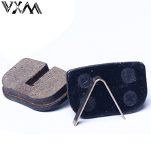 VXM 2 Pair Bicycle Disc Brake Pads for MTB Line Pulling Disc Brake Aons,ANS-04,BOLIDS-04 Resin Disc Brake Pads Bicycle Parts(China)