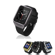 New ZGPAX S8 Android 4.4 Smart Wrist Watch Cellphone 3G GPS WiFi MTK6572 Dual Core