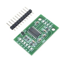 Dual Channel HX711 Weighing Pressure Sensor 24-bit Precision A/D Module For Arduino DIY Electronic Scale