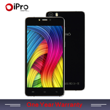 IPRO Acro A58 Original Android 5.0 Smartphone Luxury 5.85mm ULTRA-THIN Quad Core 5.0 inch MTK6582 Dual SIM 2GB+16GB Mobile Phone