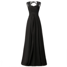 Same As Pic In Stock Cheap Long A Line Chiffon Evening Dresses Sweetheart Elegant Party Prom Gown Ship Within 48 Hours
