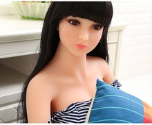 real silicone sex dolls robot japanese 125cm anime oral love doll realistic toys for men big breast sexy vagina adult life full(China)