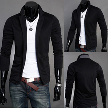Hot! 2013 New Free shipping high quality fashion men's leisure suits sports knitted suit three color size M-XXL